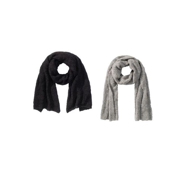 einzigartiger Stil Großhandelspreis erstaunliche Qualität Alpaka-Bouclé-Schal