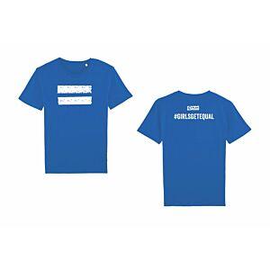 "Herren-T-Shirt ""#GIRLSGETEQUAL"""