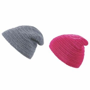 Alpaka-Mütze