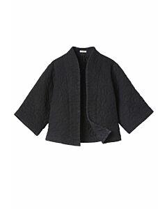 Kimono-Jacke, gesteppt