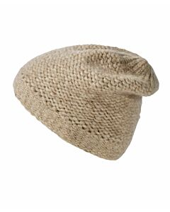 Alpaka-Bouclé-Mütze