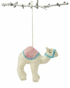 Filzanhänger, Kamel