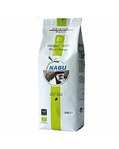 NABU Gourmet-Kaffee, ganze Bohne