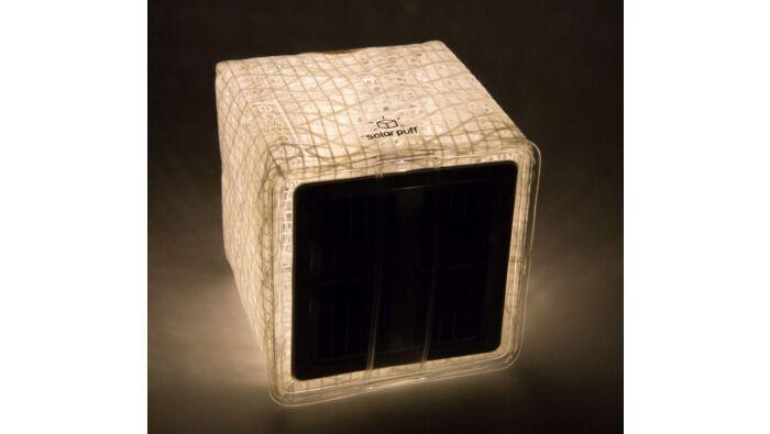 "Solarlampe ""SolarPuff"""