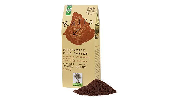 Bio-Wildkaffee, ganze Bohnen