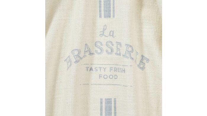 Küchenhandtuch, La Brasserie