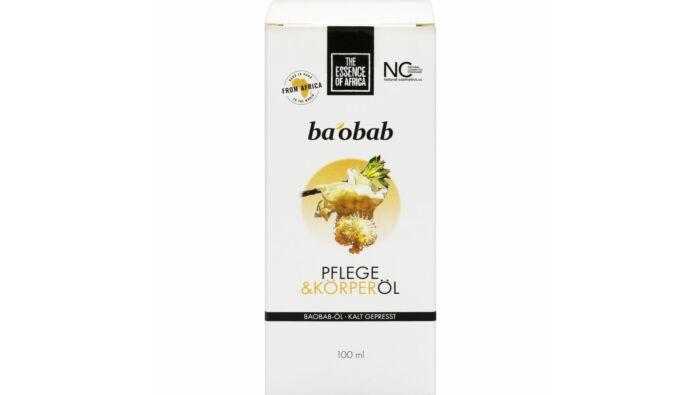 Baobab Pflegeöl