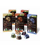 Kompostierbare Bio Kaffeekapsel , 3er-Set